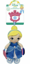 """Disney 14"""" Baby Activity Toy Princess Cinderella Multi-sensory Click-Clack Shoes"""