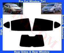 Pre Cut Window Tint Daewoo Rezzo 5D 04-09 Rear Window & Rear Sides Any Shade