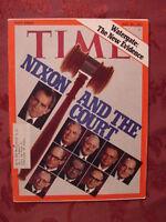 TIME July Jul 22 1974 7/22/74 NIXON SUPREME COURT +++