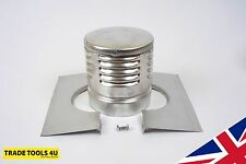 "GAS COWL + CLAMP PLATE 'KIT' TO FIT A 6"" FLUE LINER - BRAND NEW - UK MADE!"