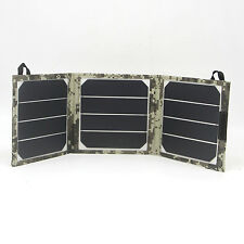 solar sunpower 12W Portable charger mp3 for mp3/4 phone table pc powerbank