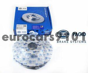 Audi Q7 Hella-PAGID Front Left Disc Brake Rotor 355109762 7L8615301