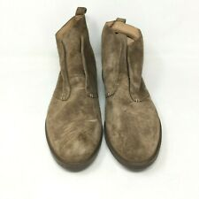 Franco Sarto Desert Boots Ankle High Color Taupe Size: 9.5 W