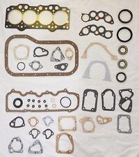 FIAT 127 SPORT 1050cc/ GUARNIZIONI MOTORE CON TESTA/ ENGINE GASKETS SET