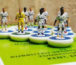 Spurs Home 12/13 Subbuteo team Handpainted And Decals