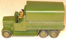 DINKY TOYS No 620 SIX WHEEL COVERED ARMY WAGON.RARE US EXPORT ISSUE EXCELLENT