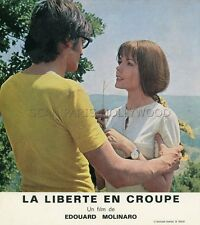 JULIETTE VILLARD LA LIBERTE EN CROUPE 1970  PHOTO D'EXPLOITATION #1