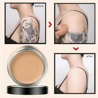 Moisturizing Full Coverage Foundation Concealer Face Matte Concealer Silky Cream