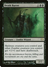 Death Baron /Creature~Zombie,Planechase Card# 25 Released 2009 Rare English MTG