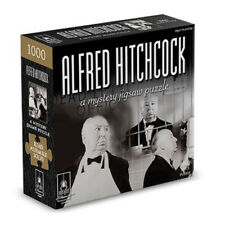 Alfred Hitchcock Mystery 1000 Piece Jigsaw Puzzle