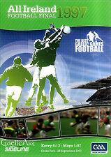 1997 GAA All Ireland Football Final:  Kerry V Mayo  DVD
