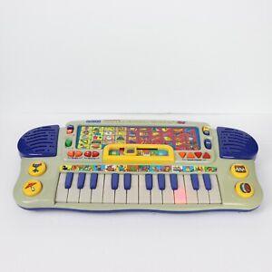 VTech Little Smart Super Sound Works Vintage Musical Keyboard