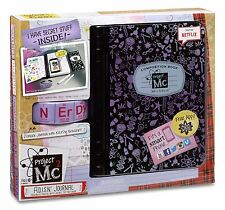 NEW Project Mc2 A.D.I.S.N. Journal Spy Notebook NOV8 Agent Interactive App NIB