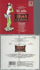 CD--DIVERSE--IRMA LA DOUCE -BROADWAY-