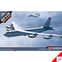 "Academy 1/144 USAF B-52H 20th BS ""Buccaneers"" Plastic Model kit Toy 2021 #12622"