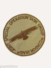 Patch Toppa Operazione Antica Babilonia Condor Iraq Italian Joint Task Force SF