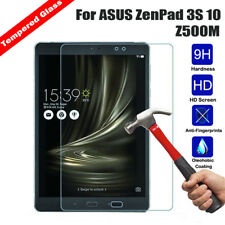 Genuine Tempered Glass Film Screen Protector For ASUS ZenPad 3S 10 Z500M Tablet
