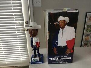 2021 SGA Texas Rangers Adrian Beltre Texas Legend Bobblehead Awesome!