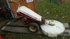 "1961 GRAVELY CUSTOM CONVERTABLE LI WALK BEHIND TRACTOR, 30"" MOWER, TILLER & PLOW"