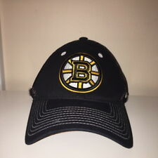 Boston Bruins Zephyr Z Fit NHL Hockey Fitted Hat Mesh Backing Size M/L