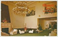 Unused Postcard The Olympic Hotel San Francisco California CA