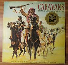 """12"""" LP Vinyl Mike Batt With The London Philharmonic Orchestra – Caravans"""