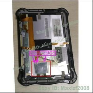LCD Display Panel + Touch Screen For TOUGHPAD Panasonic FZ-G1 (Green Cable)