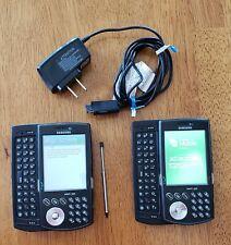 Samsung i760 Black Verizon Slider Cell Phone (2 units)