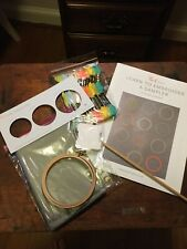 New ListingPurl Soho Learn To Embroider Sampler Kit