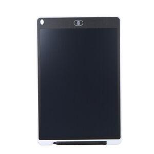 12 Zoll LCD Zeichnung Tablet Tragbare Digitale Pad Schreiben Notizblock C2H8