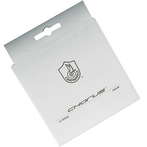 NEW 2021 Campagnolo CHORUS 12 Speed Chain- Fits Super Record: CN20-CH1214
