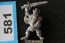 Citadel reinos del caos Guerrero kathragore boardskull Caballero fuera de imprenta warhammer GW