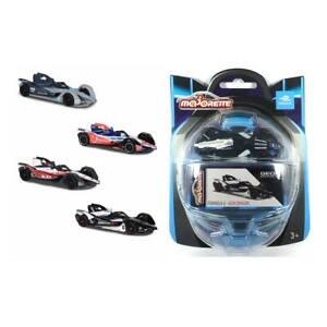 Majorette Formula-E Deluxe Gen 2 Cars Modellini Auto F1 Elettriche Die-Cast 1/64