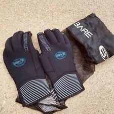 Bare Elastek Scuba Diving Gloves, Size M