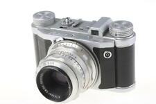 EHO Altissa Altix IV mit Tessar 50mm f/2,8 - SNr: 124032