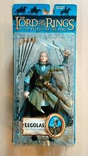 Lord of the Rings Legolas Rohan Armor Action Figure Return of the King Arrows