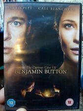 The Curious Case of Benjamin Button DVD spotless disc **FREEPOST**