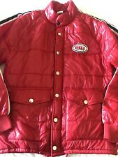 Bell Helmet Classic Puffy Red Jacket M