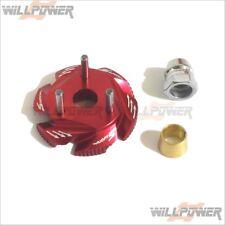 SWorkz Turbo Tornado Flywheel #SW-330202 (RC-WillPower) 1:8 Nitro Engine Buggy