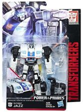 Transformers Generations Power of the Primes Deluxe W1 Autobot Jazz New