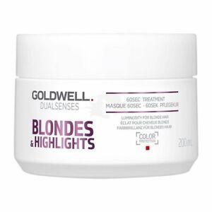 Goldwell Dual Senses Blonde & Highlights Treatment 200ml