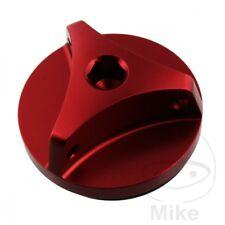Probolt Red Aluminium Oil Filler Cap M27 x 3.00 mm Yamaha YZF-R1 1000 2013
