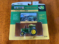 John Deere 4620 Tractor 1/64th Scale Virginia State Tractor Series 2010 Ertl