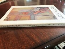 1st Edition 1948, Pierre Bonnard by John Rewald with Cleveland Museum of Art