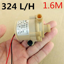 DC Mimi Quiet Brushless Motor Submersible Pool Water Pump Solar / Cooling / Food