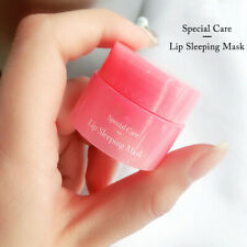 5pec Laneige Lip Sleeping Mask 3g Special Care Korean Cosmetics Pink Berry