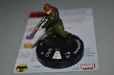 Marvel Heroclix Nick Fury, Agent of S.H.I.E.L.D. Dum Dum Dugan Uncommon 017