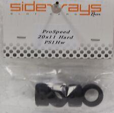 Sideways Ps1Hw Hard Rubber Tires 20 X 11Mm 1/32 Slot Car Part