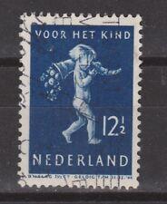 NVPH Netherlands Nederland nr 331 gest. used 1939 kinderzegels Pays Bas