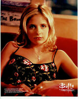 Buffy The Vampire Slayer Sarah Michelle Gellar Official 8X10 Glossy Photo D
